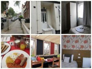 ロンドンのシャーロット・ゲスト・ハウス(Charlotte Guest House)