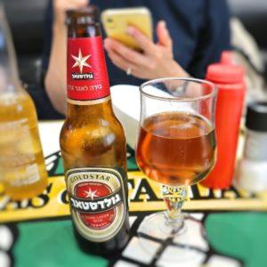 イスラエルのビール、ゴールドスター
