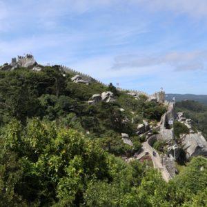 ムーアの城跡