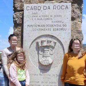 ロカ岬の塔