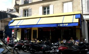 マレ地区のカフェ