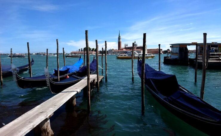 ベネチアの海